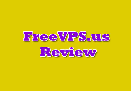 Freevps.us Review