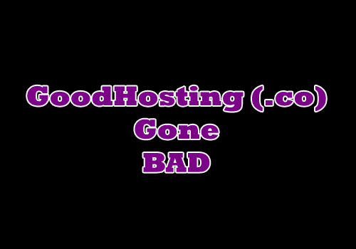 Goodhosting Review