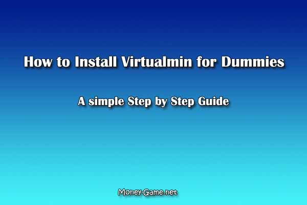 How to Install Virtualmin